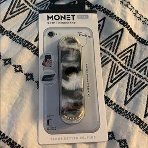Monet grip kickstand for phone